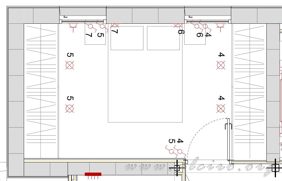 Smart Home Automation Anlagen in Wohngebäuden, microHomeLan.net ...